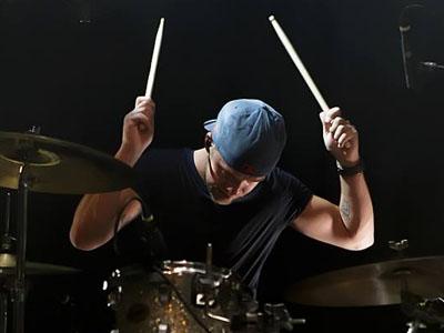 Per Hoogendoorn, drumdocent